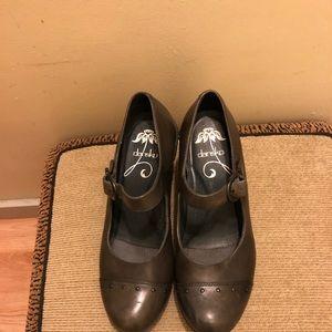 Dansko wedge heels